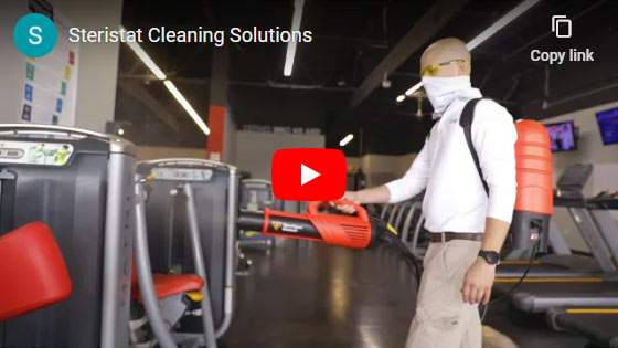 Steristat Cleaning Solutions